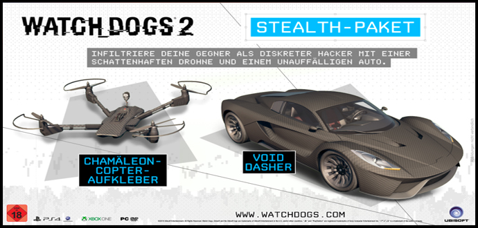 wd2stealthpaket