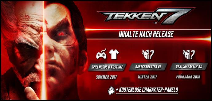 Tekken7-Inhalt