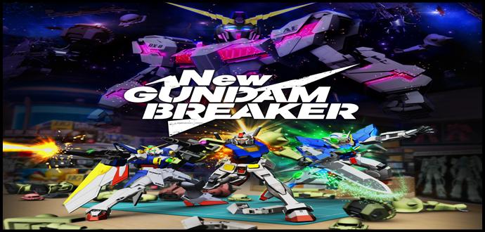 """""""New Gundam Breaker"""" – Details und Release Datum veröffentlicht"""